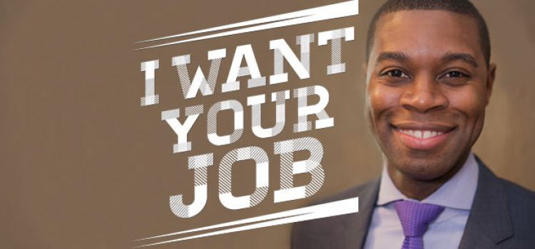 I Want Your Job: Business Expansion Leader
