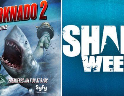 """College Shark Researcher Recommends """"Sharknado"""" Over Shark Week"""