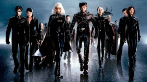 X-Men film characters, image from sciencefiction.com