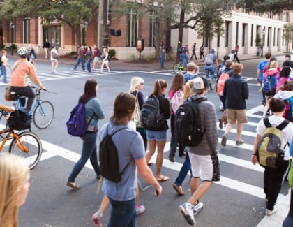 Strategies for Surviving First Day of Classes