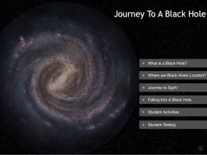 black holes app