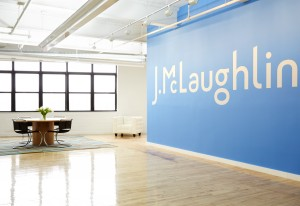 J.McLaughlin's NYC headquarters.
