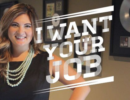 I Want Your Job: Marketing and Promotions at Nashville Record Label