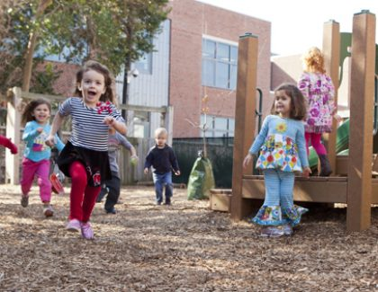 College's Early Childhood Development Center Celebrates 40th Year