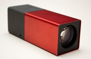 The researchers modified a Lytro digital camera with a special adaptor and software they wrote themselves.