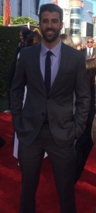 Michael Huberman '06 at the 2014 ESPYS