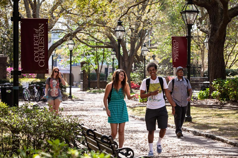 college of charleston paper application Transform your college application essay from mediocre to superb if you are going to get into the college of your dreams, you should think about how to write an application essay that stands out from the crowd.