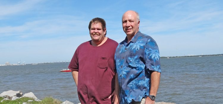 Dynamic Duo: Oceanography Experts Collaborate to Study Sea, Ice and Climate Change