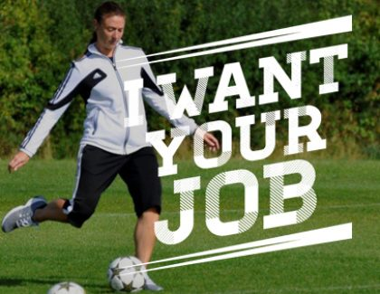 I Want Your Job: Director of Soccer Operations