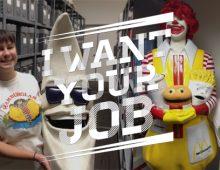 I Want Your Job: McDonald's Corporate Archivist