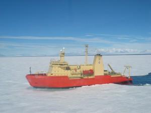 US icebreaker RVIB Nathaniel B. Palmer