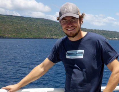 Alumnus Taking Part in Search for Missing Malaysia Airlines Flight 370