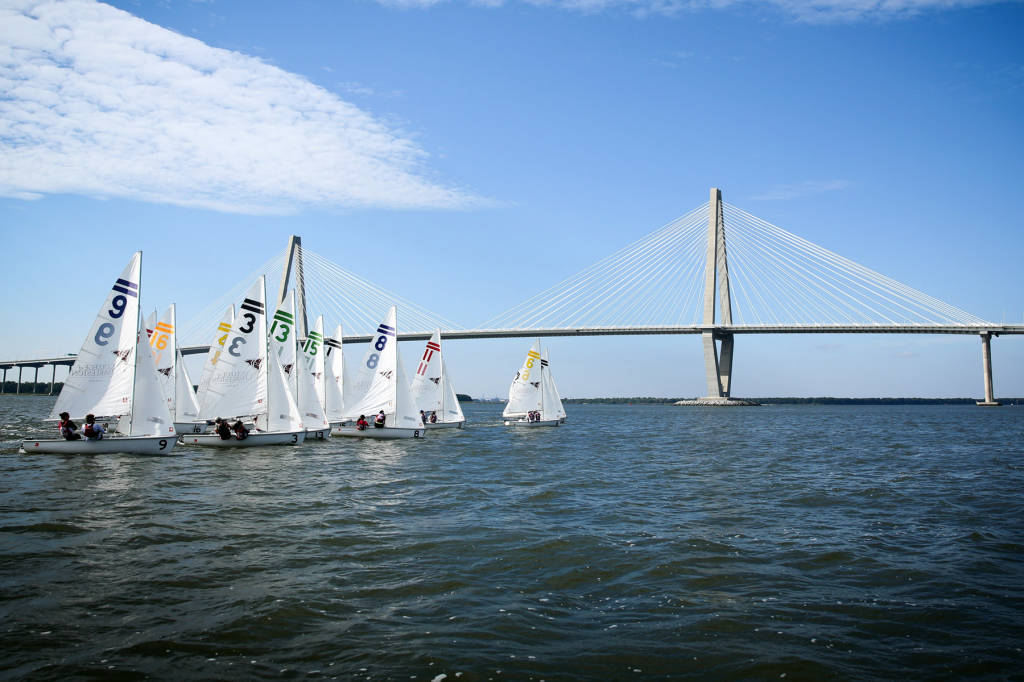 Cougars Off to ICSA Nationals Sloop Qualifier - The College Today