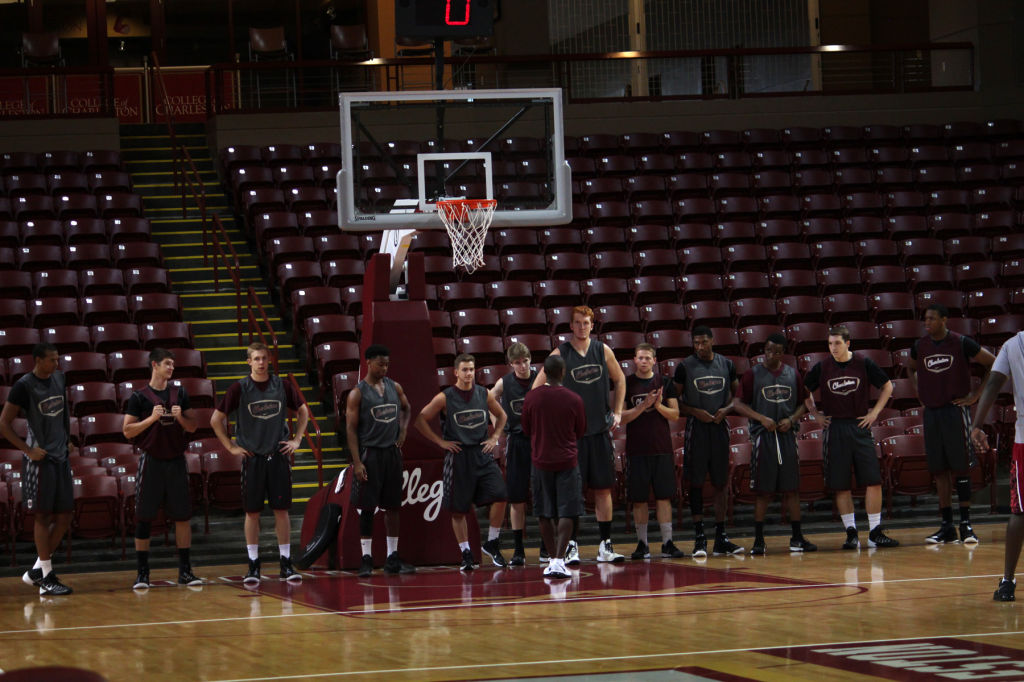 College of Charleston Cougars men's basketball seasons