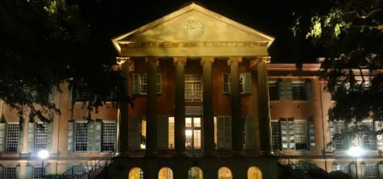 3 Tales of College of Charleston Ghosts