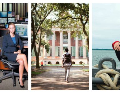 College of Charleston Launches $125m BOUNDLESS Campaign