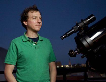 Boundless: Professor Joe Carson Reaches for the Stars
