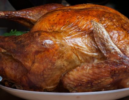 5 Ways to Avoid Disaster on Thanksgiving According to College's Executive Chef