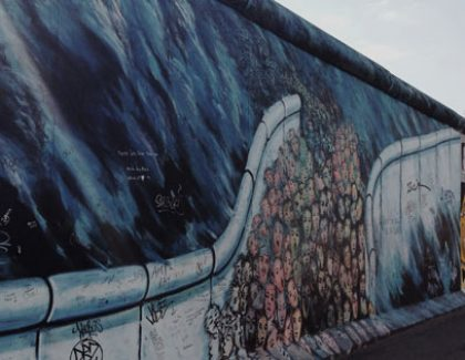 Berlin Wall Expert Reflects on 25th Anniversary of the Fall