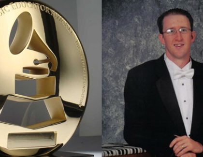 Alumnus and Choir Conductor A Finalist for Grammy Music Educator Award