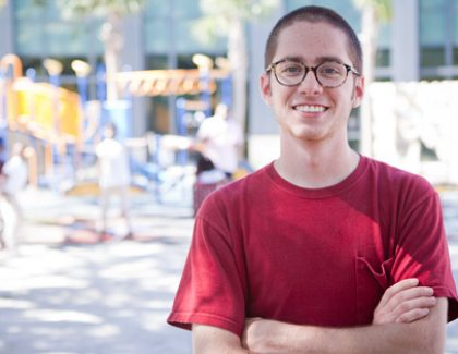 Honors College Student Starts Project Playground, Recruits 50 Volunteers