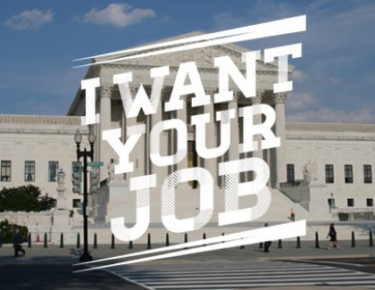 I Want Your Job: Special Assistant U.S. Attorney