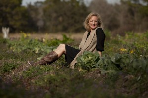Olivia Thompson, professor and farm-to-school director