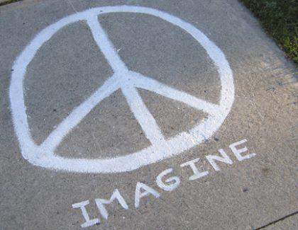 Why Peace is a Verb