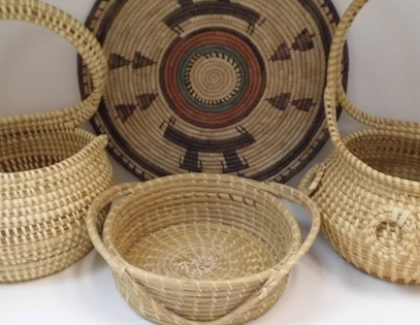 Sweetgrass Basket Exhibit on Display at Avery through January 2015