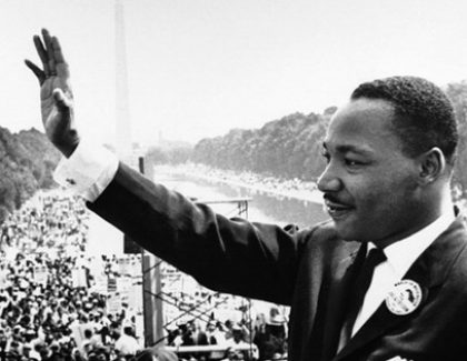 College Honors Legacy of MLK