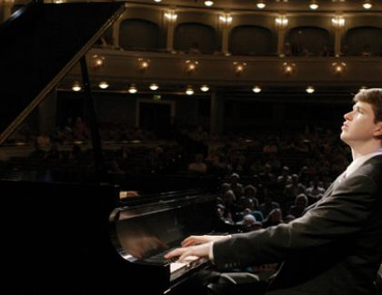 Celebrated Pianist to Perform at the College