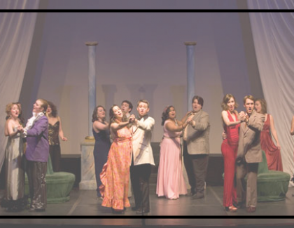 CofC Opera Presents Two New Productions
