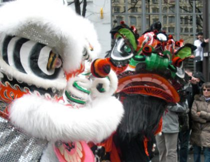 Chinese New Year 2015: Year of the Sheep