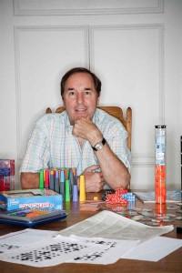 Derrick Niederman, math faculty Photo by: Peter Frank Edwards '93