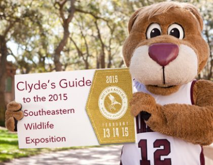 Clyde's Guide to the Southeastern Wildlife Exposition