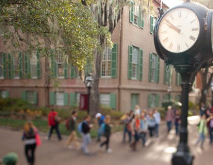 7 Most Romantic Places on Campus, According to You