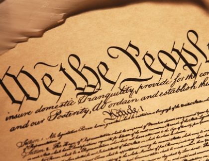 College's Political Science Department Hosts Polarization and the U.S. Constitution Event