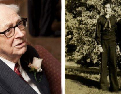 College Patron John Zeigler Celebrates 103rd Birthday!