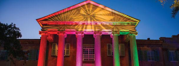 A Charleston Affair, College of Charleston
