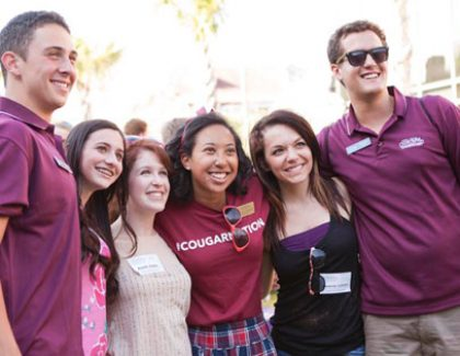Welcome Accepted Students – It's Your Weekend