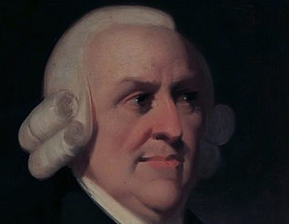 It's Adam Smith Week! Hip, Hip Hooray for the Invisible Hand!