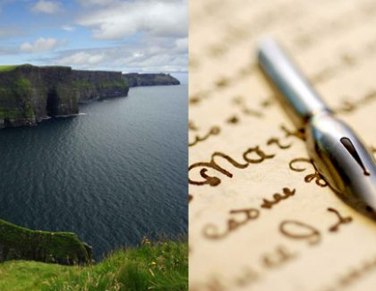 A St. Patrick's Day Toast to Great Irish Poets