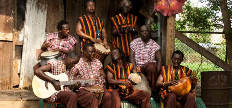 African Studies Program To Co Host Benefit Concert For Doctors Without Borders