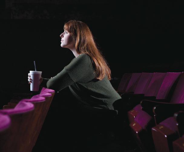 Catherine Payne, Film Club, College of Charleston