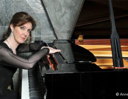 Pianist McDermott to Cap College's Piano Series
