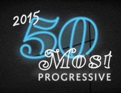 "Local Alumni Named To ""Most Progressive"" List"