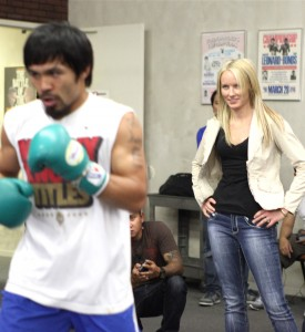 Manny Pacquiao Deal Agent