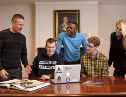 Mentors Help Drive College's Technology Accelerator Program