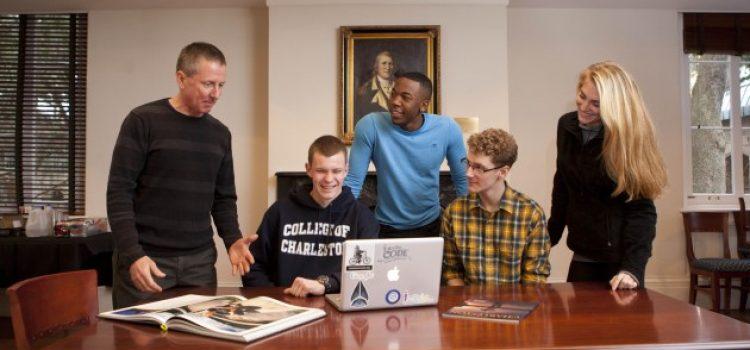 Mentors Help Drive College's Technology Accelerator Program