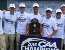 Men's Golf Team Makes NCAA Regionals for Second Straight Year